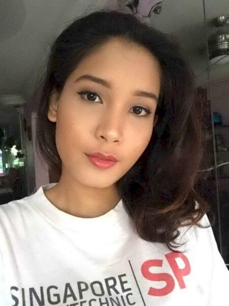 Adopte une asiatique très jolie